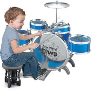 Bộ Trống Jazz Drum 5 Trống Vui Nhộn Cho Bé