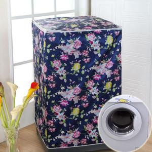 Áo Trùm Bảo Vệ Máy Giặt Cửa Ngang 7-8kg Satin Chống Nước - Nắng - Bụi