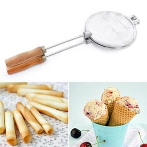 Khuôn Làm Bánh Kẹp Cuốn Bánh Ốc Quế